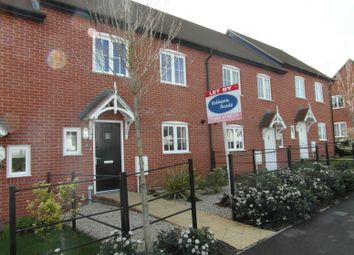 Thumbnail 2 bed terraced house to rent in Bluebell Way, Whiteley, Fareham