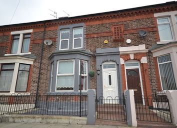 Thumbnail 3 bedroom terraced house to rent in Bedford Road, Bootle, Bootle