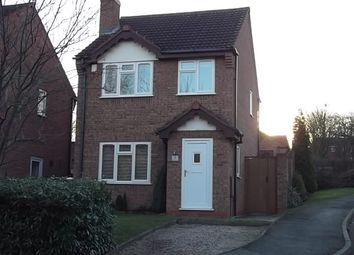 Thumbnail 3 bed detached house to rent in Wilnecote, Tamworth