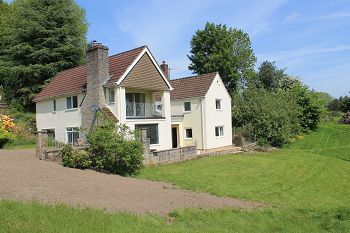 Thumbnail 4 bed detached house to rent in Dry Hill, Crockerton, Warminster