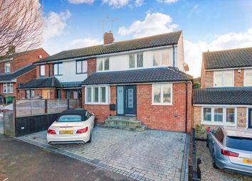 Thumbnail 4 bed semi-detached house for sale in Windmill Avenue, St.Albans