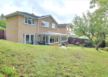 Thumbnail 4 bed link-detached house for sale in Bayfield Avenue, Frimley, Surrey