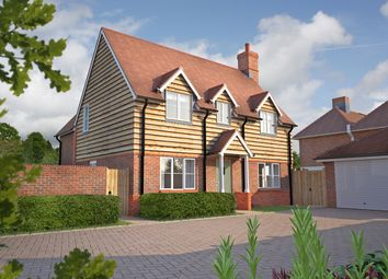 Thumbnail 4 bed detached house for sale in Nutburn Road, North Baddesley, Southampton, Hampshire