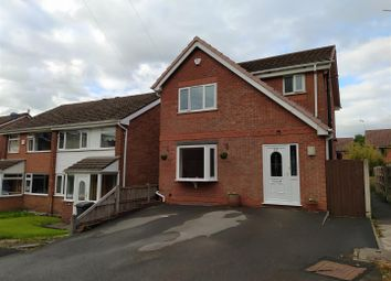 Thumbnail 3 bed detached house for sale in Set Street, Stalybridge