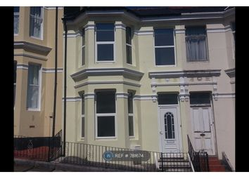 Thumbnail Room to rent in Seymour Avenue, Plymouth
