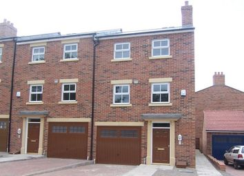 Thumbnail 3 bed end terrace house to rent in Kirkwood Drive, Durham