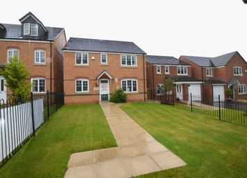 Thumbnail 4 bed detached house for sale in Redshank Place, Sandbach