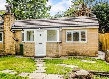 Thumbnail 1 bed bungalow to rent in Cowrakes Road, Salendine Nook, Huddersfield