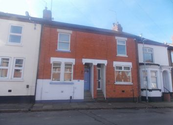 Thumbnail 2 bed terraced house to rent in Chaucer Street, Northampton