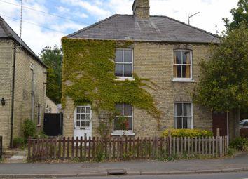 Thumbnail 2 bedroom semi-detached house to rent in Water Lane, Impington, Cambridge