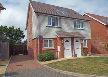 Thumbnail 2 bed property to rent in Carrington Place, Hailsham