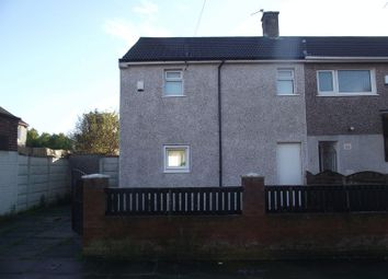 Thumbnail 2 bedroom terraced house to rent in Norbury Road, Kirkby, Liverpool