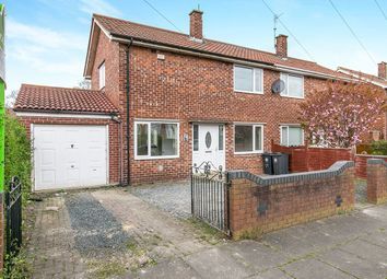 Thumbnail 3 bed semi-detached house for sale in Dunelm Walk, Darlington