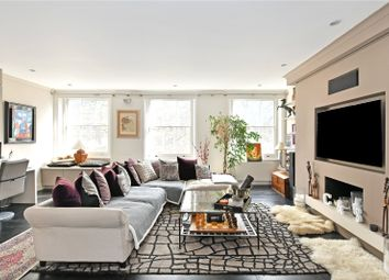 3 bed flat for sale in Montagu Square, Marylebone W1H