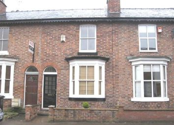 Thumbnail 2 bed terraced house to rent in Byrom St, Hale, Cheshire