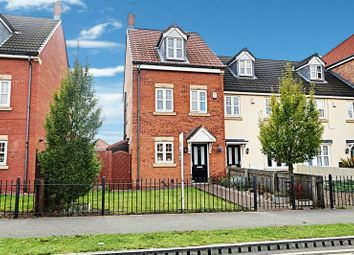 Thumbnail 3 bed end terrace house for sale in Pools Brook Park, Kingswood, Hull