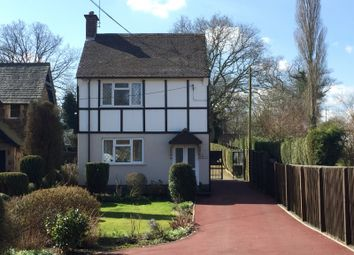Thumbnail 3 bed detached house for sale in Bradgate Hill, Groby