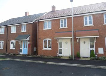 Thumbnail 2 bed semi-detached house to rent in Margarita Gardens, Newton Leys, Milton Keynes
