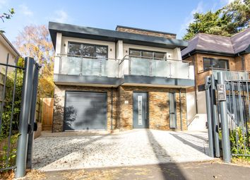 Thumbnail 4 bed detached house for sale in Clifton Road, Canford Cliffs, Poole
