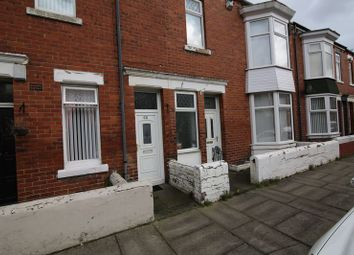 Thumbnail 3 bedroom flat for sale in Armstrong Terrace, South Shields