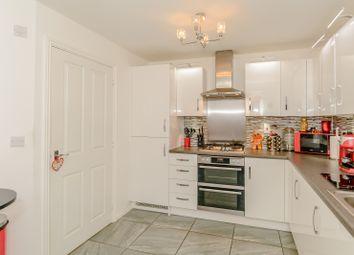 Thumbnail 4 bed end terrace house for sale in Kilner Close, Stevenage