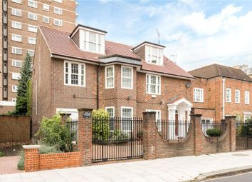 Thumbnail 7 bed property to rent in St. Johns Wood Park, London