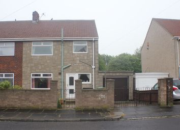 Thumbnail 3 bed semi-detached house for sale in Farndale Road, Seaton Carew, Hartlepool