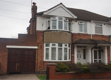 Thumbnail 3 bed semi-detached house for sale in Foxford Crescent, Coventry