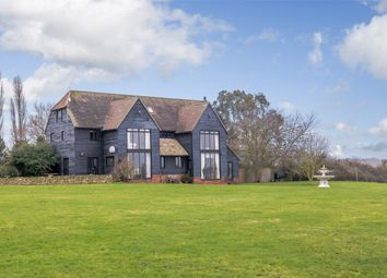 Thumbnail 6 bed detached house for sale in Brickhouse Road, Colne Engaine, Essex