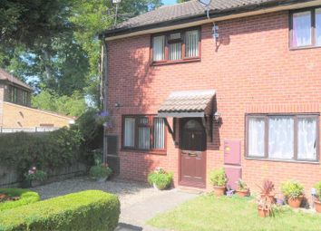 Thumbnail 2 bed semi-detached house for sale in Kimberley Close, Langley, Slough