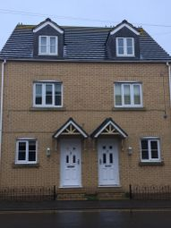 Thumbnail 3 bedroom semi-detached house to rent in Eastgate, Whittlesey