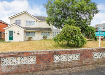 Thumbnail 4 bed detached house for sale in Paddock Close, Belton, Great Yarmouth