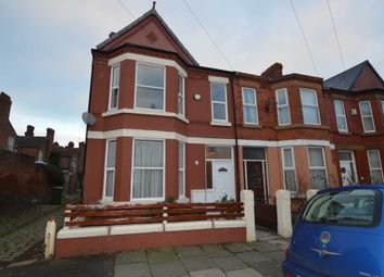 Thumbnail 4 bed semi-detached house to rent in Allcot Avenue, Tranmere, Birkenhead