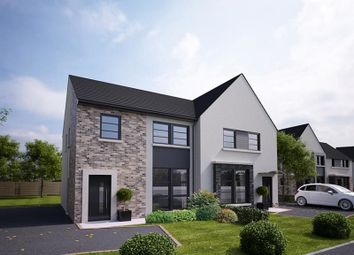 Thumbnail 4 bed semi-detached house for sale in Hilltops, Magheralave Road, Lisburn