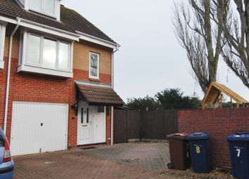 Thumbnail 3 bed terraced house for sale in Longford Mews, Longford, Gloucester