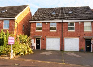 Thumbnail 3 bed town house for sale in Babbington Street, Alfreton