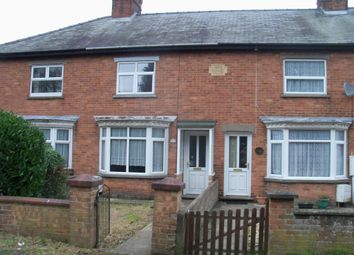 Thumbnail 2 bedroom terraced house for sale in Park Lane, Holbeach, Spalding