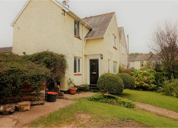Thumbnail 3 bed semi-detached house for sale in The Uplands, Newport
