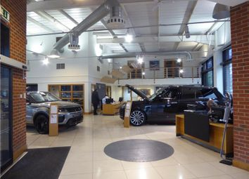 Thumbnail Retail premises to let in Welwyn Land Rover, 73, Bridge Road East, Welwyn Garden City, Hertfordshire, UK