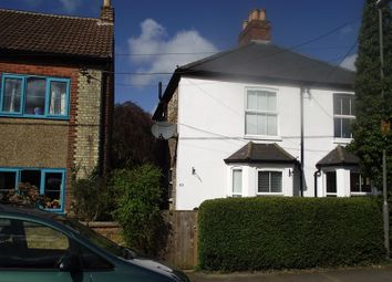 Thumbnail 3 bed semi-detached house for sale in Mill Road, Stokenchurch, High Wycombe