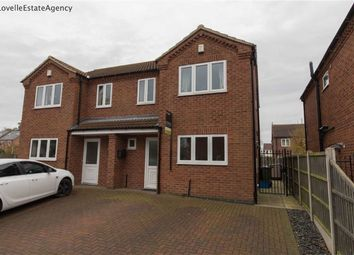 Thumbnail 3 bedroom property for sale in Fenners Avenue, Bottesford, Scunthorpe