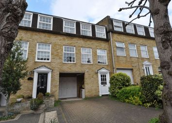 Thumbnail 4 bed terraced house for sale in Hills Road, Buckhurst Hill