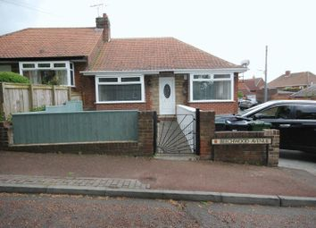 Thumbnail 2 bed semi-detached bungalow for sale in Beechwood Avenue, Ryton