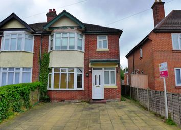 Thumbnail 3 bed semi-detached house for sale in Harrison Road, Swaythling, Southampton