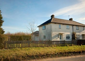 Thumbnail 3 bed semi-detached house to rent in Barham Hall Cottages, Bartlow Road, Linton, Cambridge