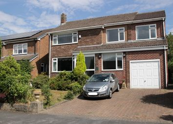 Thumbnail 5 bed detached house for sale in Bowden Road, Glossop