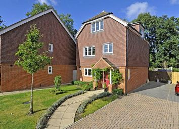Thumbnail 4 bed detached house for sale in Wildwood, Chiddingfold