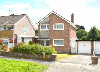 Thumbnail 3 bed detached house for sale in Dylan Road, Killay, Swansea