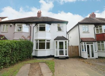 Robin Hood Lane, Hall Green, Birmingham B28. 3 bed semi-detached house