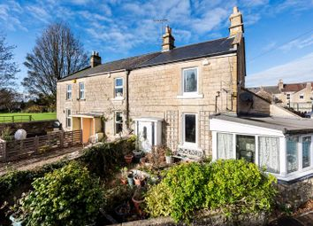 Thumbnail 2 bed end terrace house for sale in Entry Hill, Combe Down, Bath